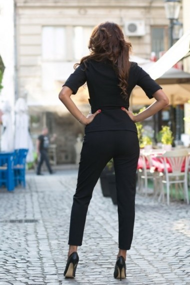 Jacheta InnaB 390 negru