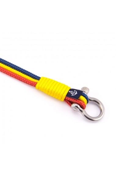 Bratara nautica cu tematica Tricolora CNB 7509 Multicolora
