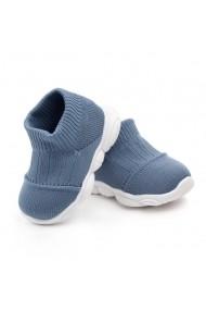 Mocasini Superbebeshoes tip adidas MBD2233-2-Gri