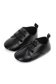 Pantofi Superbebeshoes eleganti MBD2035-1-Negru