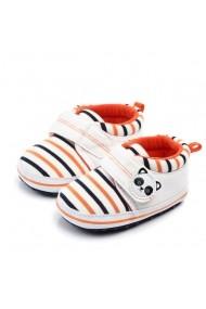 Tenisi Superbebeshoes cu dungi Panda MDD2204-1-Multicolor