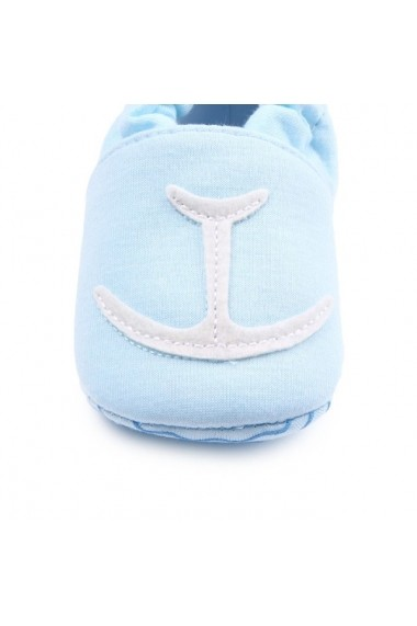 Botosei Superbebeshoes bebelusi Micuta balena LI0339-61-Bleu