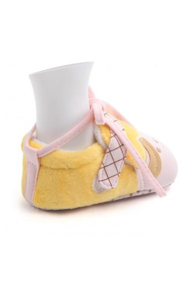 Botosei Superbebeshoes bebelusii Happy bunny MDTYY62-Galben