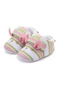 Botosei Superbebeshoes bebelusi cu dungulite LIYY63-3-Multicolor
