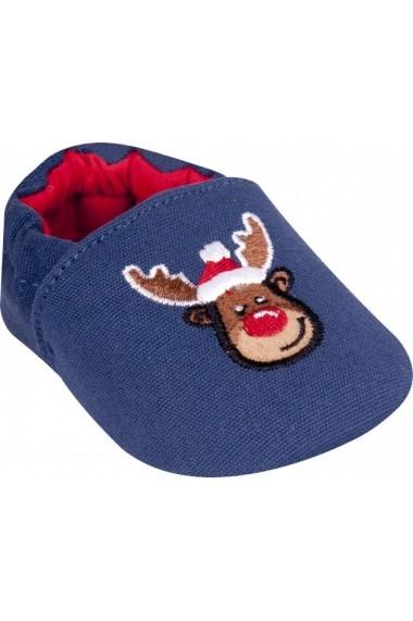 Botosei YO! Santa`s Reindeer OB-097-1-Bleumarine