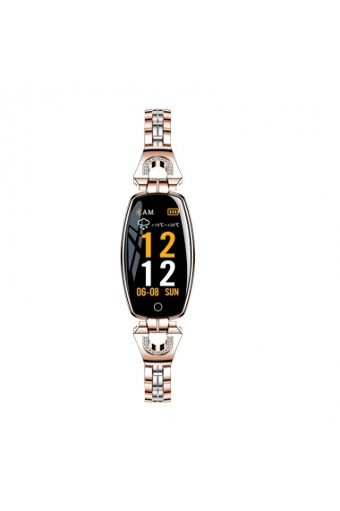 Ceas MBrands Smartwatch N025 auriu