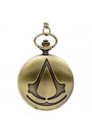 Ceas de buzunar MBrands 037 Assassin`s Creed Auriu