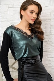 Bluza Alacati Stili ALC-015-299-DEX Verde