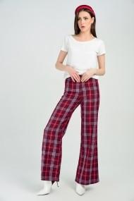Pantaloni Sense Pnt31718 Bordo
