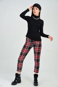 Pantaloni Sense Pnt31471 Negru