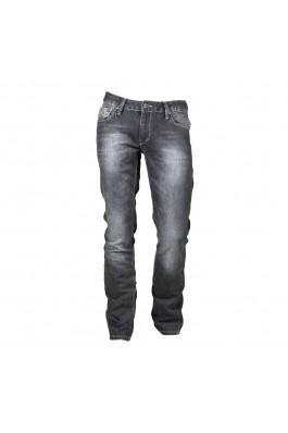 Pantaloni Franco Benussi denim 12109 4161 Black 075 - els, preturi, ieftine
