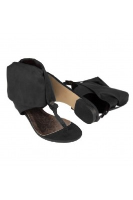 Incaltaminte Marisha sandale AFRO Negru
