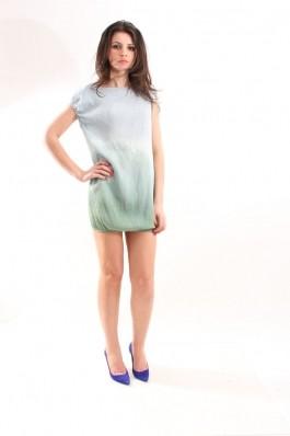 Bluza rochie Aurore by Cristina Zegrea UNICAT