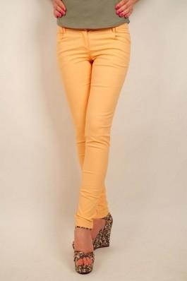 Pantaloni RVL Fashion casual oranj, preturi, ieftine