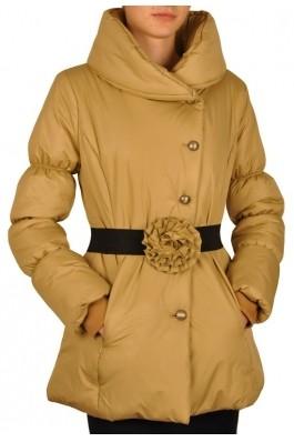 Jacheta RVL Fashion bej inchis Hot Winter, preturi, ieftine
