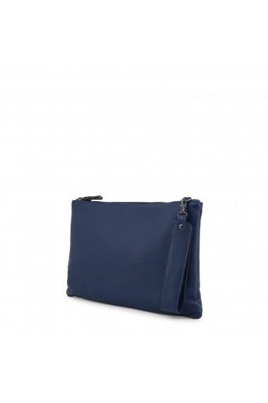 Geanta plic Made in Italia MIRANDA_BLU Albastru