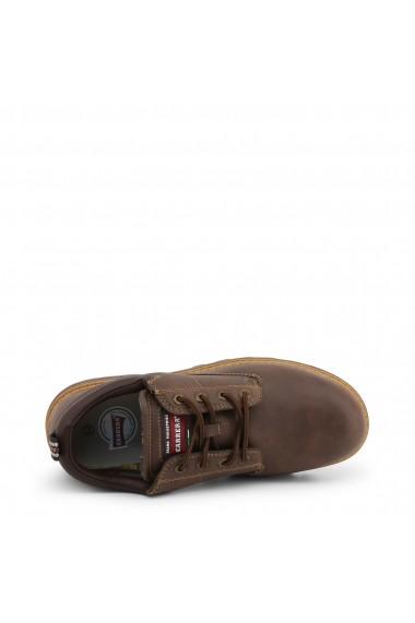 Pantofi Carrera Jeans NEVADA-LOW_CAM921030_02COFFEE Maro