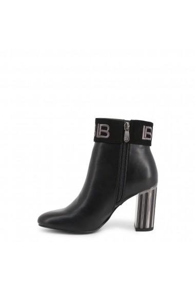 Botine Laura Biagiotti 5746-19_BLACK Negru