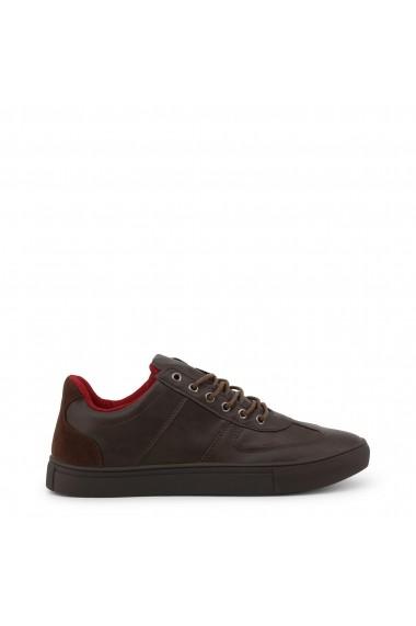 Pantofi sport Duca di Morrone BILLY_BROWN Maro