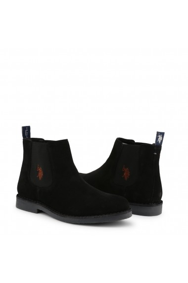 Ghete U.S. Polo Assn. MUST3256W4_S9A_BLK