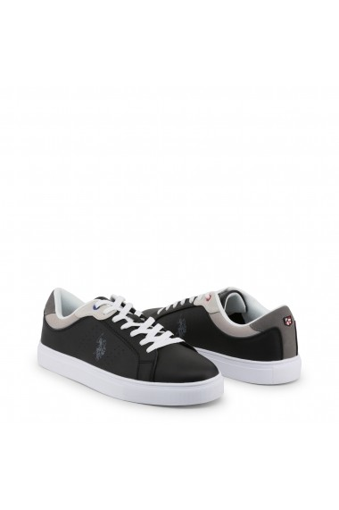 Pantofi sport U.S. Polo ASSN. CURTY4170S9_YH1_BLK-GREY
