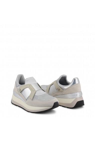 Pantofi sport U.S. Polo ASSN. YLA4009W8_TY1_SIL-WHI