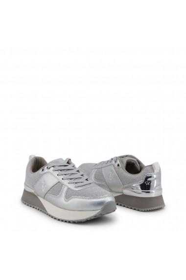 Pantofi sport U.S. Polo ASSN. FRIDA4103W8_TY1_SIL