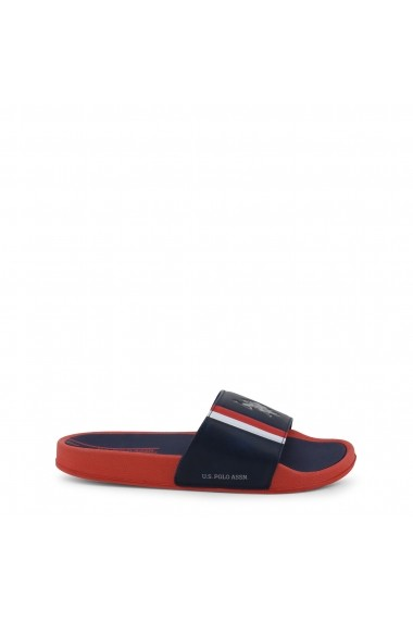 Papuci U.S. Polo ASSN. FUN2107S9_G1_RED-NAVY