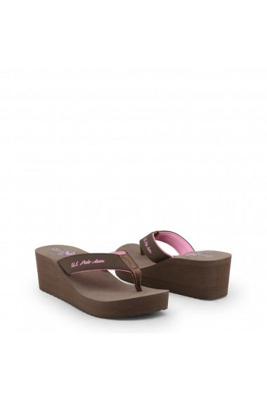 Papuci U.S. Polo ASSN. CHANT4199S8_Y1A_TAN