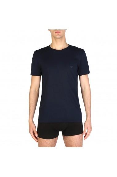 Set 2 tricouri Emporio Armani CC722-111647 27435 BIPACK Bleumarin