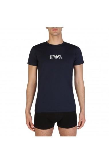 Set 2 tricouri Emporio Armani CC715-111267 27435 BIPACK Bleumarin