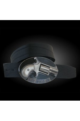 Curea BeltArt cu pistol pe catarama