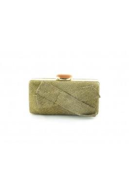 PAULA SOLER Woman Clutch bag - bo116018 oro