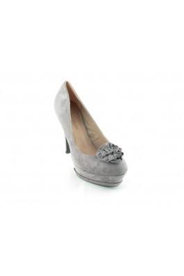 PAULA SOLER Woman High heels - za115039 gris
