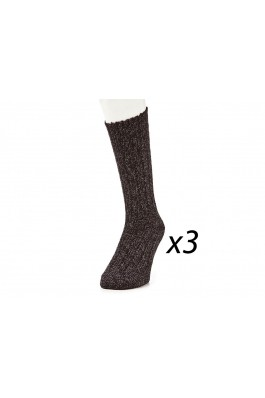 CALVIN KLEIN Man socks (pack of 3 pairs) - ecp237 552 m