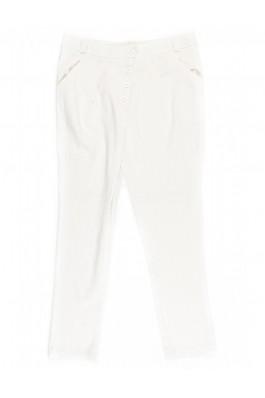 Pantaloni TinaR salvar albi din in si vascoza, preturi, ieftine