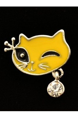 Brosa Meli Melo ``Yellow cat``