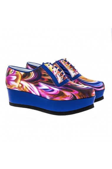 Pantofi pentru femei marca CONDUR by alexandru multicolori