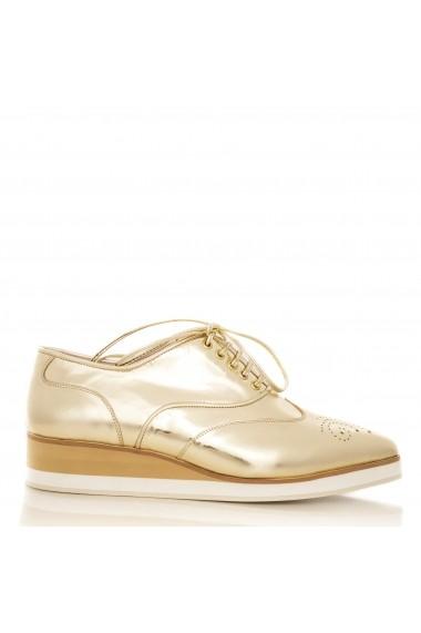 Pantofi cu toc CONDUR by alexandru spechio oro