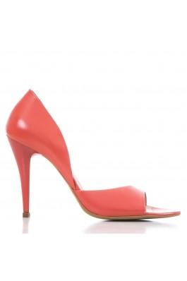 Sandale CONDUR by alexandru corai fara platforma, din piele naturala