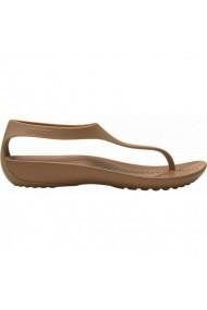 Papuci pentru femei Crocs  Serena Flip W 205468 860
