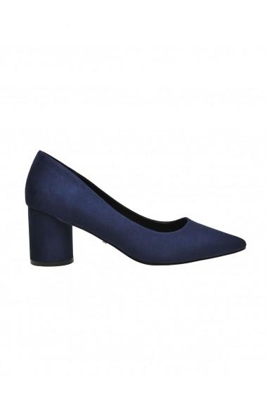 Pantofi cu toc cu toc Top Secret TOP-SBU0734GR Bleumarin