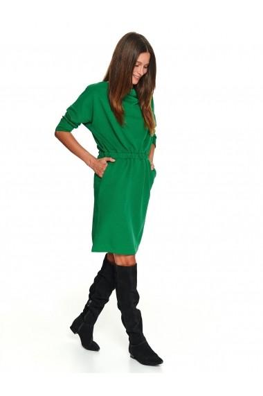 Rochie scurta Top Secret TOP-SSU2906ZI Verde