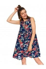 Rochie scurta Top Secret TOP-SSU2918GR Floral
