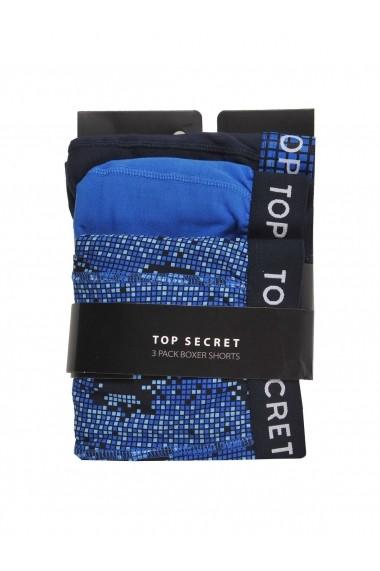 Set 3 boxeri Top Secret TOP-SSX0046NI Multicolor