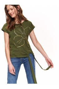 Tricou Top Secret TOP-SPO4111ZI Verde