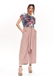 Pantaloni largi Top Secret TOP-SSP3263JR Roz