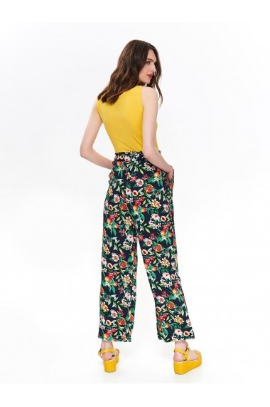 Pantaloni largi Top Secret TOP-SSP3281CA Florali