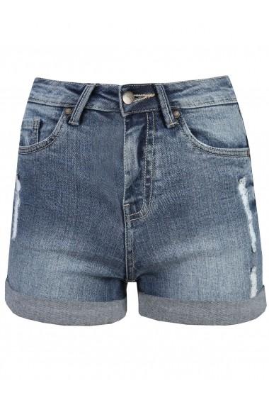 Pantaloni scurti Top Secret TOP-SSZ0963NI Bleu