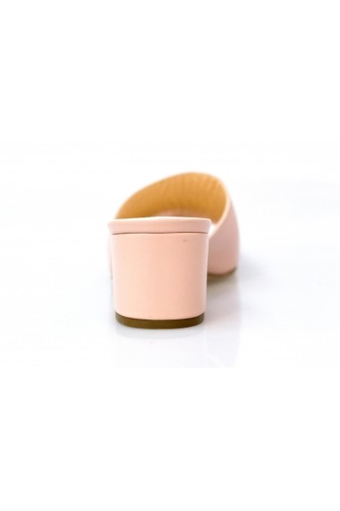 Sandale cu toc Thea Visconti 987 nude